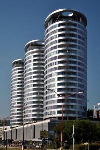 Novostavba Bratislava 3 Tri Veže