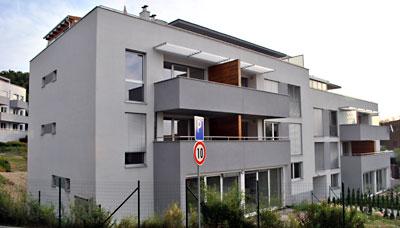 Nové byty Brečtanová Koliba
