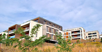 Nové byty Parkville Bratislava