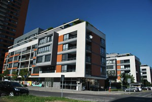 Nové byty Rozadol Ružinov