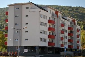 Nové byty Glavica