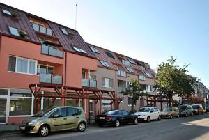 Nové byty Istrijská Bratislava