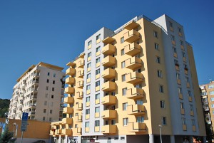 Byty na ulici Štefana Králika