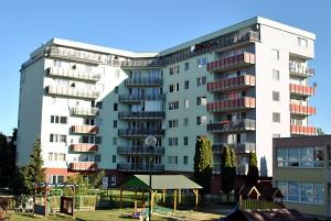Nové byty Pri lese