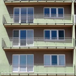 novostavba bytový dom