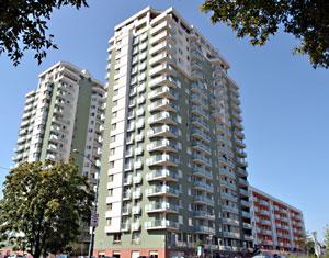 Nové byty Bosákova