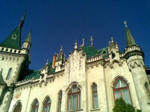 Pamiatky v KE - Jakabov palác