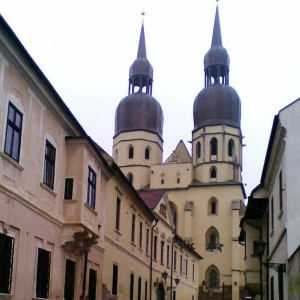 Pamiatky Trnava - Bazilika