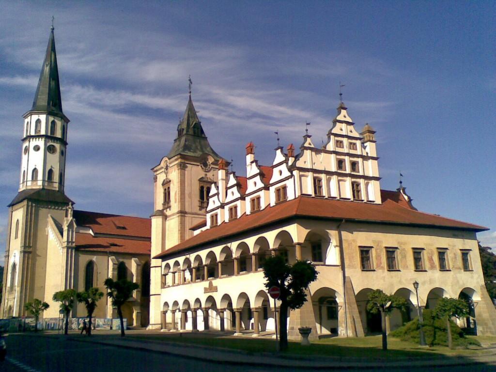 Pamiatky Levoča - Radnica