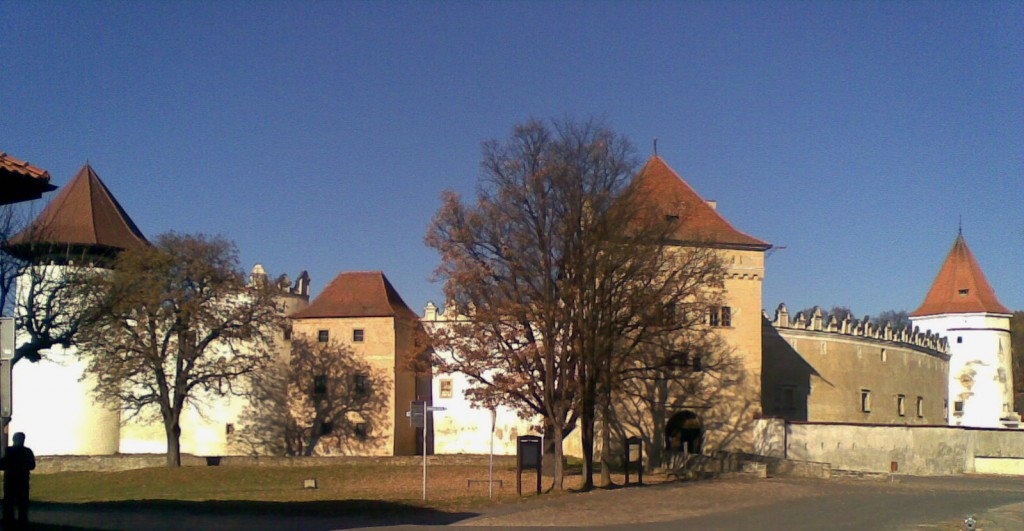 Pamiatky v KK - Kežmarský hrad