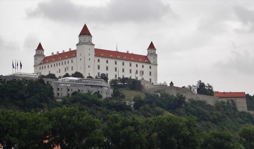 Pamiatky v BA - Bratislavský hrad